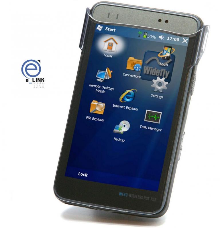 PDA WF-43 Hardware