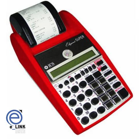 Ταμειακή Μηχανή ICS Elegant Super Red