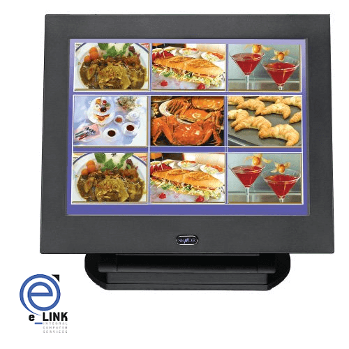 Touch Screen Amon 15 Front