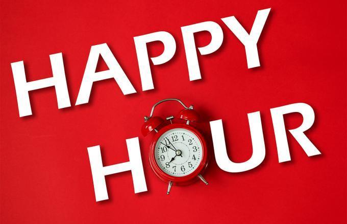 Happy Hour για καφετέριες και εστιατόρια